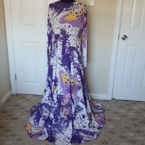 Dresses - Abaya Maxi Dress